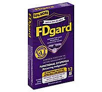 FDgard Medical Food Functional Dyspepsia Capsules - 12 Count