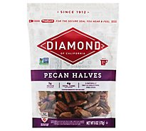 Diamond of California Pecans Halves - 6 Oz