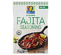 O Organics Seasoning Mix Fajita - 1 Oz