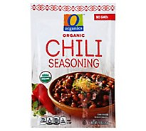 Orgnc Seasoning Mix Spicy Chili - 1 Oz