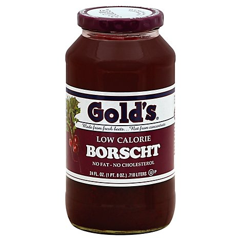 Golds Borscht Low Calorie - 24 Fl. Oz.