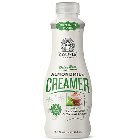 Califia Farms Mint Cocoa Creamer - 25.4 Fl. Oz.