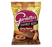 Gardettos Snack Mix Spicy Italian Family Size - 14.5 Oz