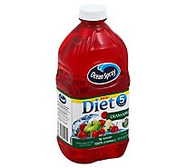 Diet Cranberry Apple - 64 Fl. Oz.