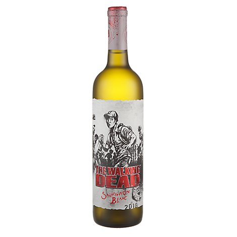 Walking Dead Sauvignon Blanc Wine - 750 Ml