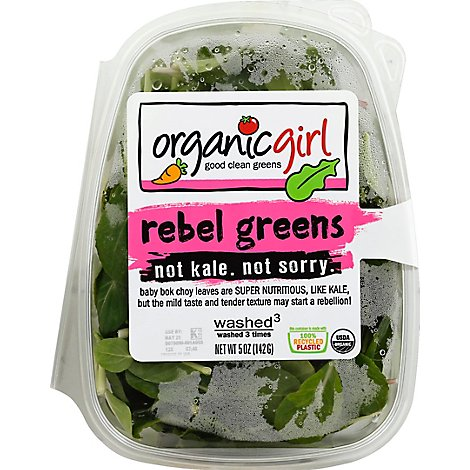 Org Girl Rebel Greens - 5 Oz