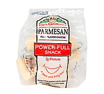 Belgioioso Parmesan Snacking Cheese - 6 Oz