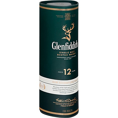 Glenfiddich Single Malt - 375 Ml