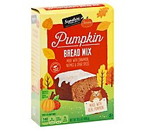 Signature SELECT Seasons Mix Pumpkin Bread - Each