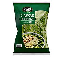 Taylor Farms Caesar Chopped Salad Kit - 11.15 Oz