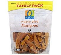 O Organics Dried Mango Family Pack - 16 Oz