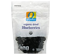 O Organics Blueberries Dried - 4 Oz