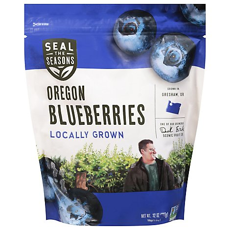 Seal The Seasons Blueberries - 32 Oz