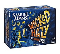 Sam Adams New England Ipa In Cans - 12-12 Fl. Oz.