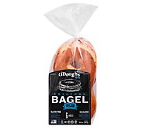 O Doughs Bagel Thins Gluten Free Original 6 Count - 10.6 Oz