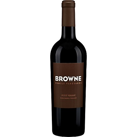 Browne Petit Verdot Wine - 750 Ml