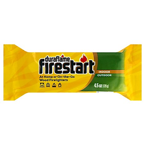 Duraflame Firestart Firelighters Wood - 4.5 Oz