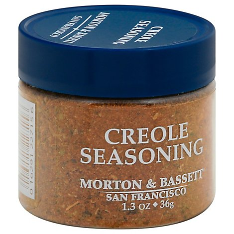Morton & Seasoning Creole - 1.3 Oz
