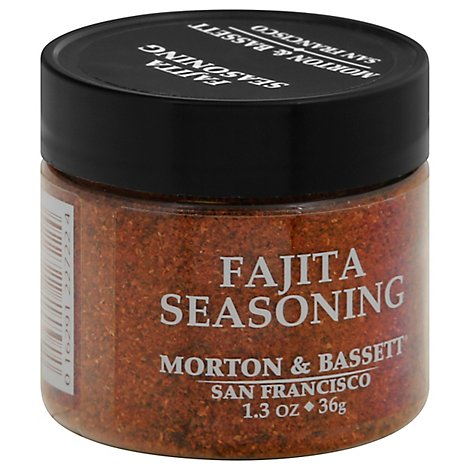 Morton & Seasoning Fajita - 1.3 Oz