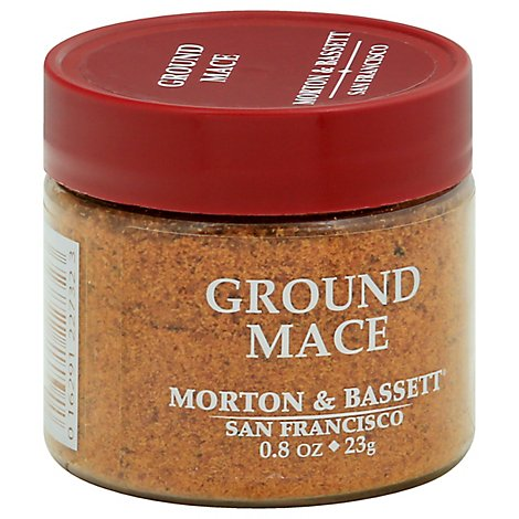Morton & Mace Ground - 0.8 Oz