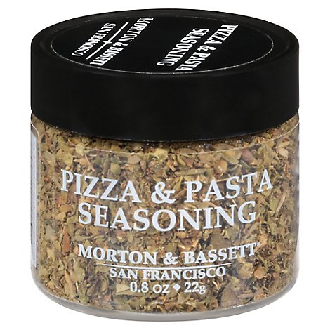 Morton & Seasoning Pizza & Pasta - 0.8 Oz