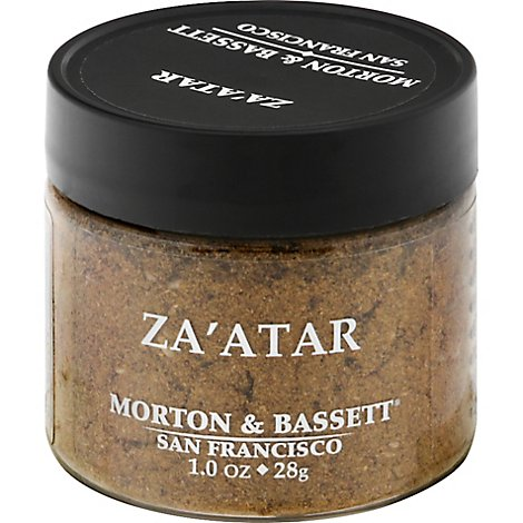 Morton & Seasoning Zaatar - 1 Oz