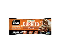 Alpha Foods Burrito Plant Based Pizza - 5 Oz