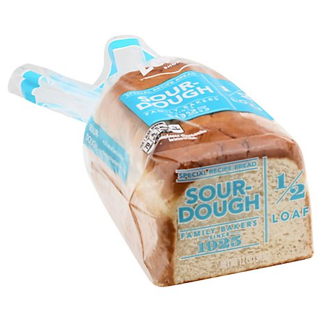 Lewis Bake Shop Sourdough Half Loaf - 12 Oz