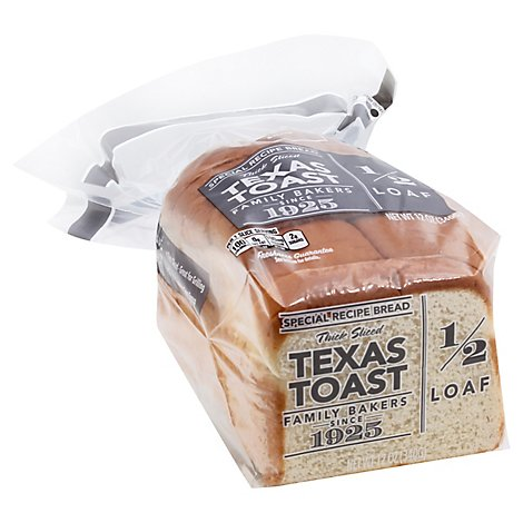 Lewis Bake Shop Texas Toast Half Loaf - 12 Oz