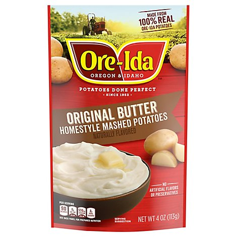 Ore Ida Potatoes - 4 Oz