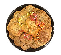 Cookie Platter Christie Cookie 24ct