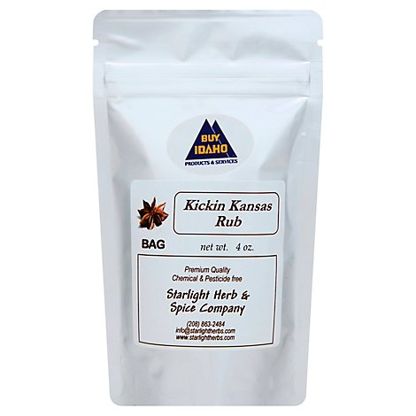Starlight Kickin Kansas Refill Bag - 4 Oz