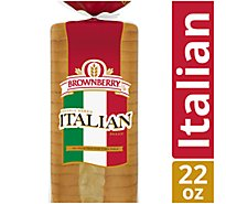 Brownberry Premium Bread Italian - 20 Oz