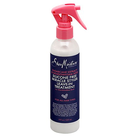 Shea Moisture Miracle Styler Leave In Treatment - 8 Oz