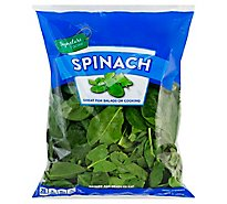 Signature Farms Spinach - 8 Oz
