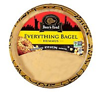 Boars Head Everything Bagel Hummus - 10 Oz