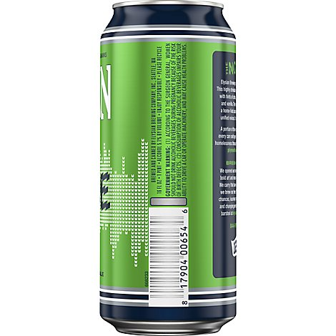 Elysian The Noise Pale Ale In Cans - 4-16 Fl. Oz.