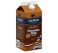 Lucerne Milk Chocolate Whole - 1 Half Gallon