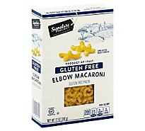 Signature SELECT Elbow Pasta Macaroni Gluten Free - 12 Oz