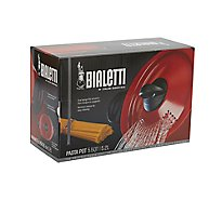 Bialetti- Pasta Pot Red Pepper - Each