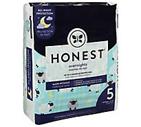 The Hones Diaper Ovrnght Sheep Sz 5 - 20 Package