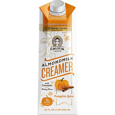 Califia Farms Better Half Pumpkin Spice - 32 Fl. Oz.