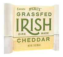 Cheddar Aged Grass Fed - 7 Oz