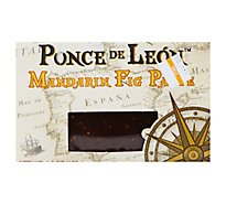 Ponce De Leon Fig Paste Mandarin - 4.2 Oz