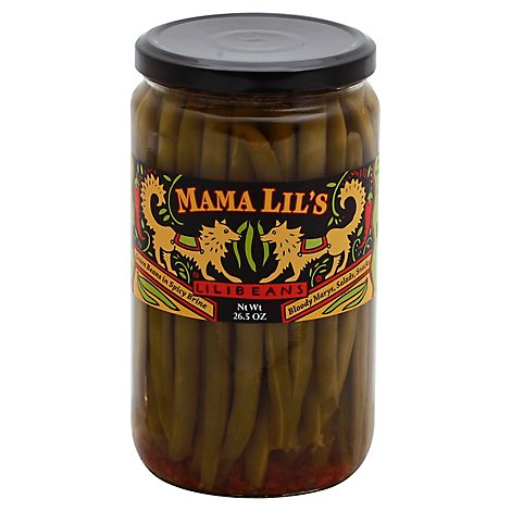 Mama Lils Spicy Lili-Bean - 26.5 Oz