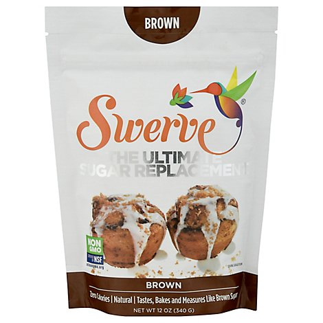 Swerve Brown Sugar Replacement - 12 Oz