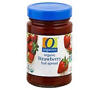 O Organics Fruit Spread Strawberry - 16.5 Oz