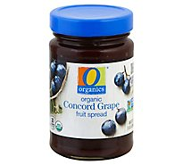 O Organics Fruit Spread Concord Grape - 16.5 Oz