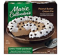 Marie Callenders Peanut Butter Cream Pie - 24.8 Oz