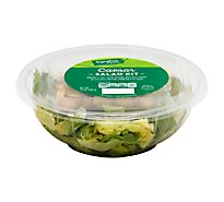 Signature Farms Salad Kit Caesar - 12 Oz